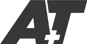 A and T logo
